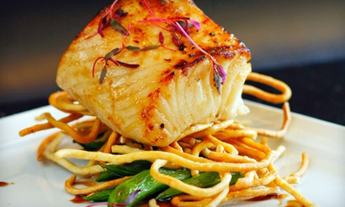 Chen Chow Brasserie - Downtown Birmingham: $25 for $50 Worth of Pan-Asian Cuisine and Drinks at Chen Chow Brasserie