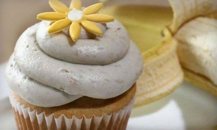 Lilly Jane's Cupcakes - Eagle: $5 for $10 Worth of Cupcakes and Cookies at Lilly Jane's Cupcakes