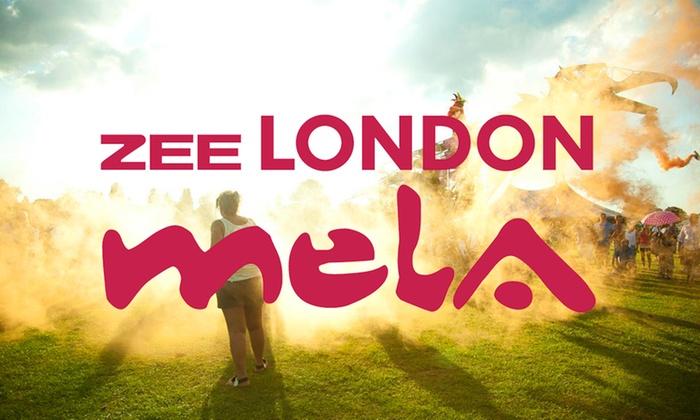 67e1715c03 ZEE London Mela - LONDON MELA   Groupon