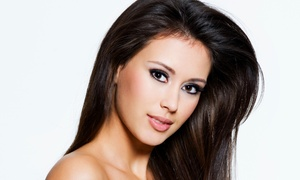 Envy Hair Studio: Brazilian Blowout with Optional Haircut, Shampoo, and Style at Envy Hair Studio (Up to 70% Off)