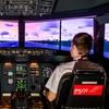 A320 Passenger-Jet-Simulator