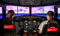 30, 60 oder 90 Min. Erlebnisflug im A320 Passenger-Jet-Simulator in Hamburg bei iPilot (bis zu 54% sparen*)
