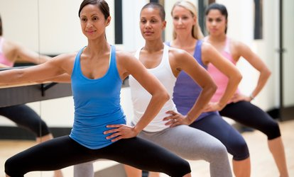 Two Barre <strong>Classes</strong> at Beyond Barre Pensacola (64% Off)