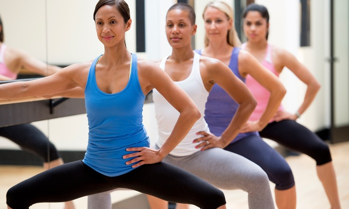 Intense Physique Personal Training - Haverhill: 4 or 8 Hip Hop Barre Classes at Intense Physique Personal Training (Up to 60% Off)