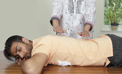 A Reiki Treatment at  Guided Light Healing (63% Off)