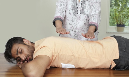 A Reiki Treatment at Guided Light Reiki (63% Off)