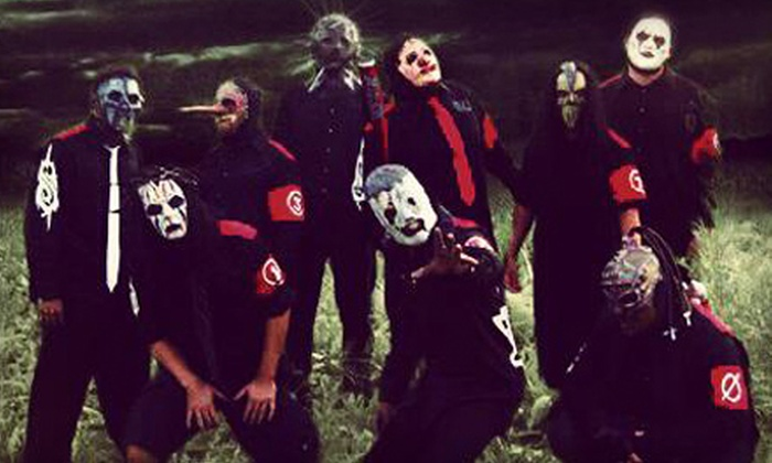 Sic (Slipknot Tribute) or Blackened (Metallica Tribute) - Mojoes: $20 for Two Tickets and Drinks to Sic (Slipknot Tribute) or Blackened (Metallica Tribute) at Mojoes (Up to $30.60 Value)