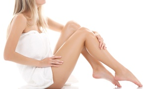 Just Beauty: Waxing: Two (£12) or Three Areas (£16) at Just Beauty