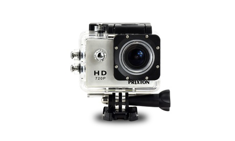 Videocámara Multisport Prixton DV609 + kit de accesorios (envío gratuito) Oferta en Groupon
