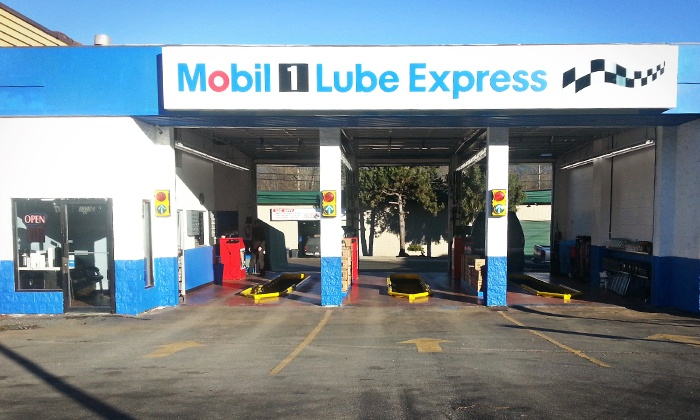 Mobil 1 Lube Express - Port Moody: One Change at Mobil 1 Lube Express (47% Off)