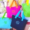 Up to 58% Off Monogrammed Totes