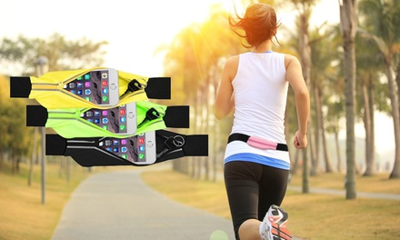 Apachie Running Belt with Smartphone Pocket for £3.98