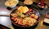 Sakura Teppanyaki and Sushi - North Side: Sushi, Teppanyaki, and Thai Food at Sakura Teppanyaki and Sushi (Up to 44% Off). Two Options Available.