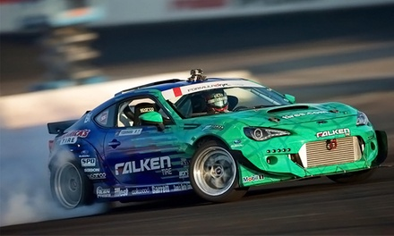 $26 to See Formula Drift at Orlando Speed World on June 5 or 6 ($37.50 Value)