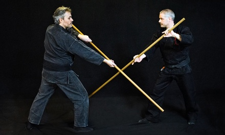 Four- or Eight-Week Ninja Class at Royal Arts Fencing Academy (67% Off)