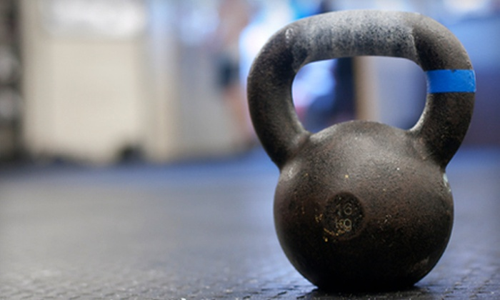 Element 5 Fitness - Kirkland: 10 or 20 Kettlebell Classes at Element 5 Fitness (Up to 90% Off)