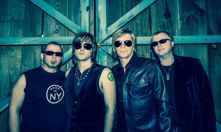 Slippery When Wet: A Tribute to Bon Jovi at House of Blues Myrtle Beach on Friday, July 17 (Up to 50% Off)