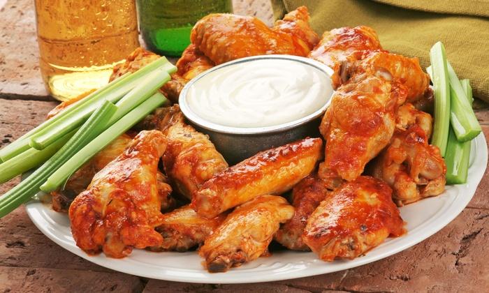 D.D. Pecker's Wing Shack - Ardmore / Sherwood Forest: American Food at d.d. Peckers' Wing Shack (42% Off). Two Options Available.