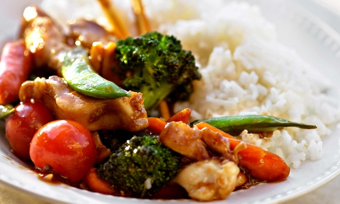 Wok Box - Kenmount/Thorburn: Fresh Asian Cuisine for Two or Four at Wok Box (Up to 48% Off)