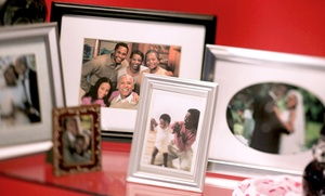 Frames For Life: $49 for $100 Toward Custom Framing Services at Frames For Life