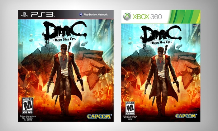DmC: Devil May Cry for PS3 or Xbox 360: $34.99 for DmC: Devil May Cry for PS3 or Xbox 360 ($59.99 List Price). Free Shipping and Free Returns.