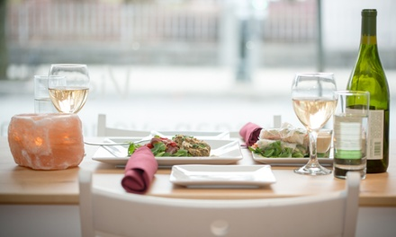 Vegetarian and Vegan Food for Two or Four at Recologie (Up to 52% Off). Four Options Available.