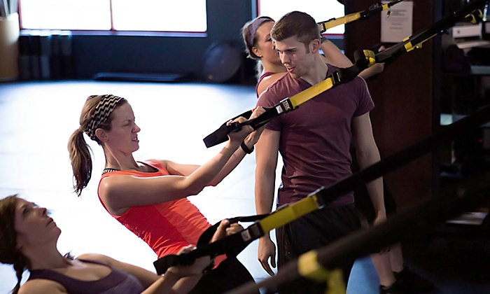 Fulcrum Fitness - Multiple Locations: $73 for a Boot-Camp and Personal-Training Package at Fulcrum Fitness ($349 Value)