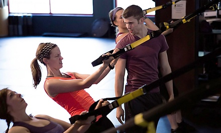 $78 for a Boot-Camp and Personal-Training Package at Fulcrum Fitness ($349 Value)