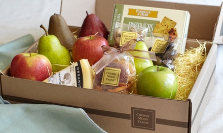 $15 for $30 Worth of Gourmet Gift Boxes, Cookies, and Chocolates from Cherry Moon Farms