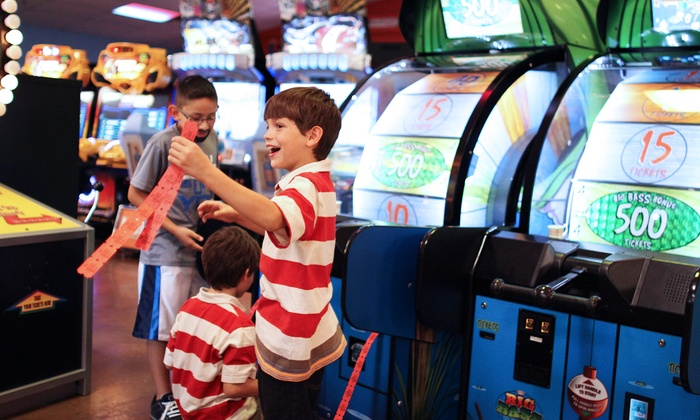 Zone Action Park - Lewisville: Arcade Games for One, Two, or Four, or $20 Game Card at Zone Action Park (Up to 40% Off)