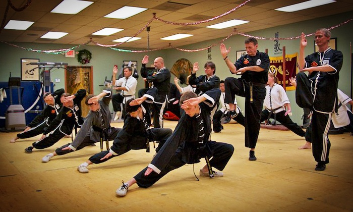 United Martial Arts - Naperville : 10 Martial-Arts Classes or One Month of Unlimited Classes at United Martial Arts (Up to 60% Off)