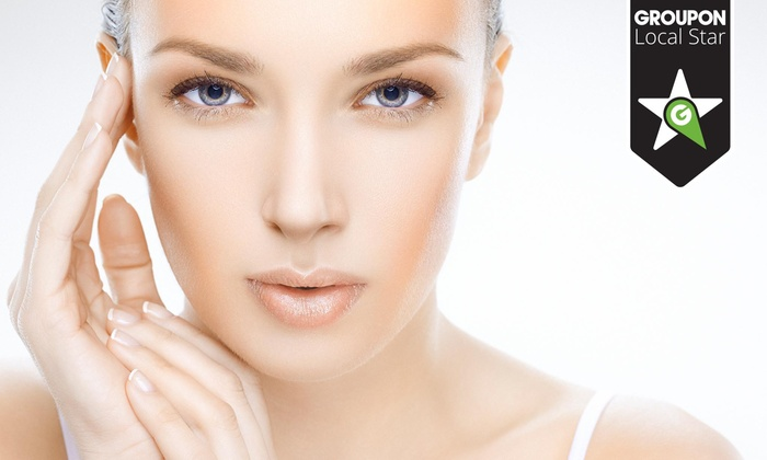 Mona Skin Care... - San Ramon: Collagen Facial with LED Therapy from Mona Skin Care (50% Off)
