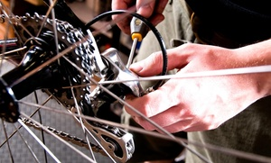 Cycle Dynamics: Bike Tune-Up at Cycle Dynamics (46% Off)