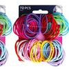 Goody Ouchless Elastic Hair Ties (144 Count)