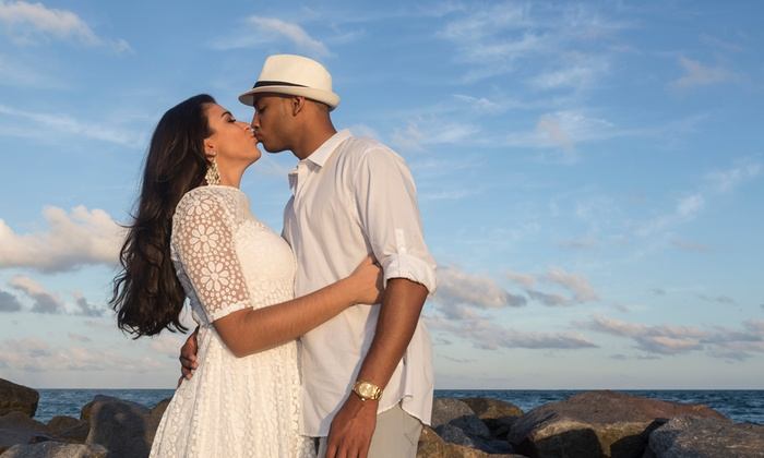 Ademir Batista Photography  - Miami: On-Location Family Photo Shoot or Engagement Shoot with Prints from Ademir Batista Photography (Up to 84% Off)