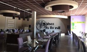 Maison du Brasil: Menu di carne alla griglia, bottiglia di vino e spettacolo brasiliano per 2 o 4 persone al ristorante Maison du Brazil