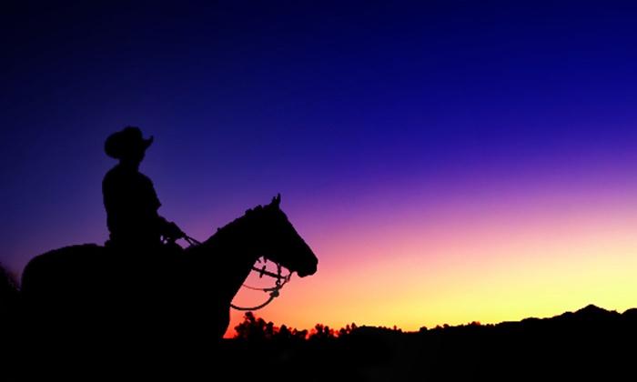 Rancho Bravo - Rancho Bravo: One- or Two-Hour Trail Rides at Rancho Bravo (58% Off)