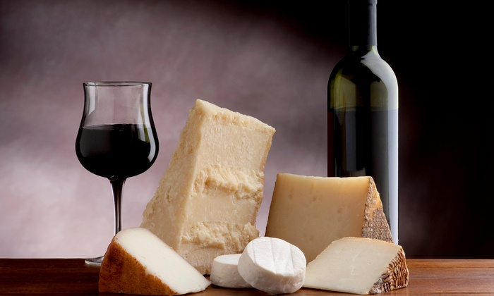 Northleaf Winery - Milton: Wine Tasting for Two or Four with chocolate pairings or a cheese tray at Northleaf Winery (Up to54% Off)