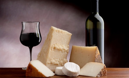 Wine Tasting for Two or Four with chocolate pairings or a cheese tray at Northleaf Winery (Up to54% Off)