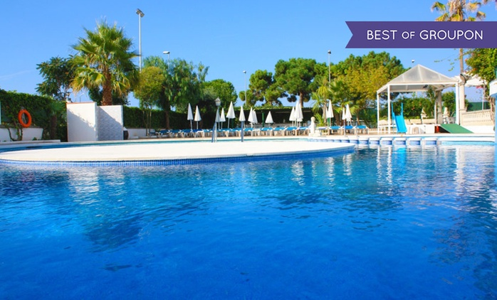Espagne - Pineda de Mar : 7 nuits en All Inclusive à l'hôtel H.Top Paradis Park pour 2 à 4 personnes