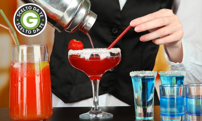 Mixology Academy - MIXOLOGY ACADEMY: Corso di barman e barlady per una o 2 persone da 19,90 €