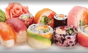 Zakuro: Japans 3-gangenmenu voor 2 of 4 personen vanaf €29,99 bij Restaurant Zakuro te Antwerpen