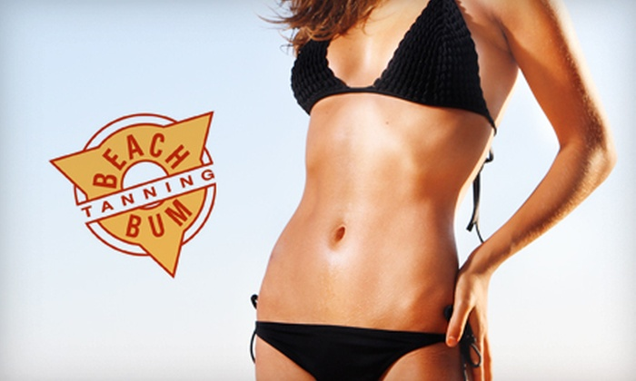 Beach Bum Tanning - Multiple Locations: One, Three, or Five Fit Slimming Body Wraps at Beach Bum Tanning (Up to 70% Off)