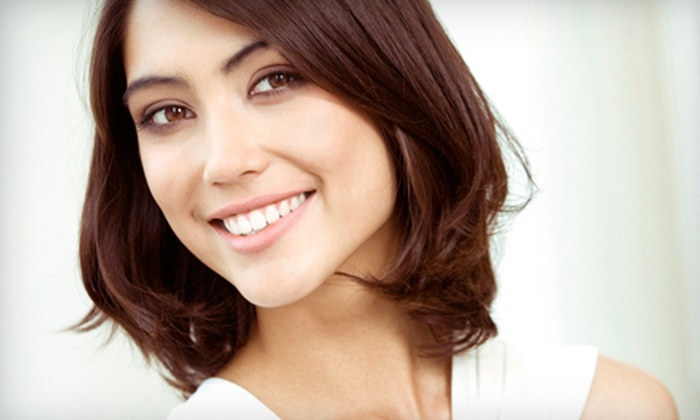 Asheville Smile Center - Asheville: $2,850 for a Complete Invisalign or Six Month Smiles Treatment at Asheville Smile Center (Up to $5,700 Value)