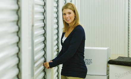 $75 for $300 Toward a Storage Unit Rental at Dymon Storage in Orleans and Kanata