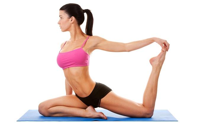 Pilates & Yoga Classes\Gayneta Holly - Browns Mills: Two Yoga Classes at Pilates & Yoga Classes  (44% Off)