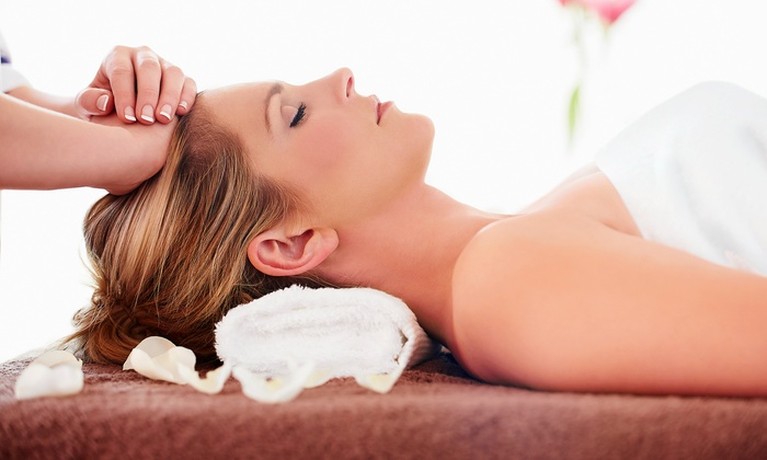 Spectrum of Beauty - PanAm Building: Ultrasonic Microdermabrasion with Optional Reiki Hot-Stone Facial at Spectrum of Beauty (Up to 40% Off)