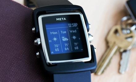 Meta M1 Bluetooth Smartwatch