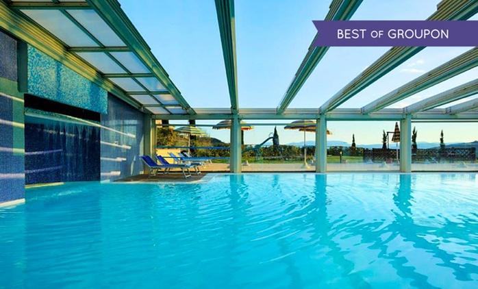 Toscana, Relax Hotel Aquaviva 4*- 1, 2 o 3 notti con colazione, cena, prosecco, Spa e massaggio opzionale