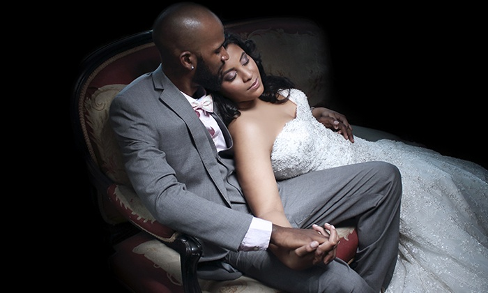 iDo Photography - Atlanta: 120-Minute Wedding Photography Package from iDo Photography (70% Off)